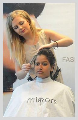 Mirrors Spa & Salon | Beauty | Hair | Skin | Luxury Unisex Salons